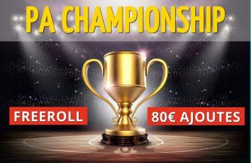 PA CHAMPIONSHIP - Freeroll
