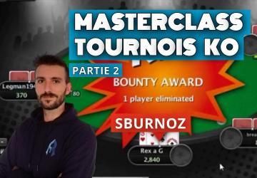 Les tournois KO (2) : Mise en application (50€ Prime Time)