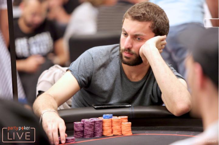 Basou de retour dans la team Poker Académie !