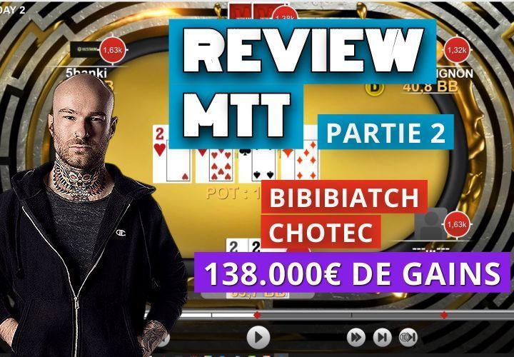 Bibibiatch et Chotec review des mains de la 2 Million Week (2)