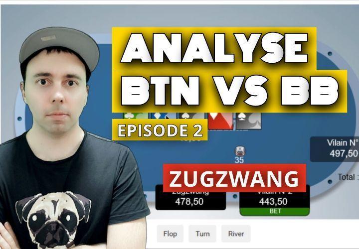 Spot de Zug n°2 : BTN vs BB - Action river après un cbet 1/3 range (2)