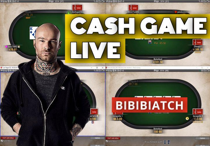 Bibibiatch joue en live en NL100