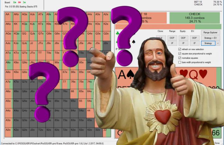 Les solvers sont-ils les nouveaux Dieux du poker ?