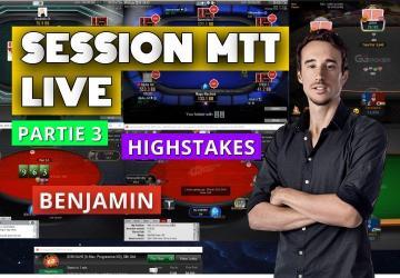 Vivez de l'intérieur une session online de Benj (3) ! [Late game]