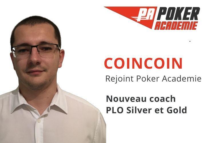 Coincoin, votre nouveau coach PLO