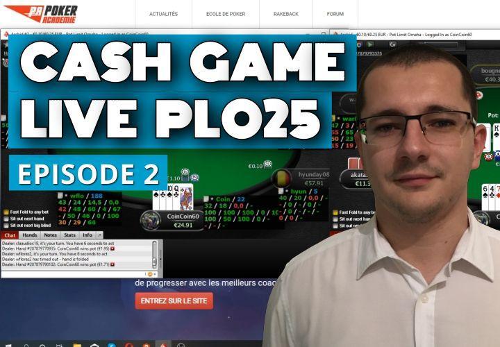 Coincoin en live en PLO25 (2)