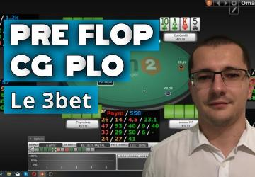 Le jeu pré flop en PLO (2)