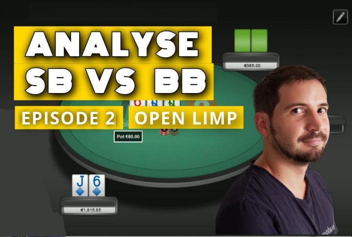 Le jeu SB vs BB (2) [Open Limp]