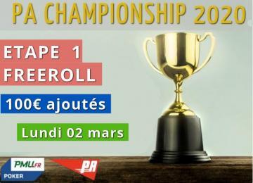 Poker Académie - Ilares challenge 3 - 100T€ ajoutés