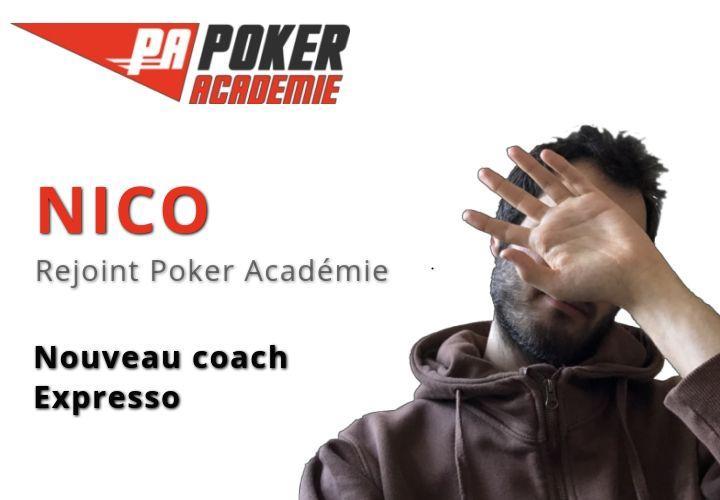 Nico, votre nouveau coach Expresso !
