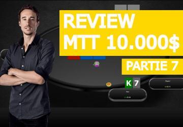 Benj review sa victoire à 2.2 millions de dollars (table finale) (7)