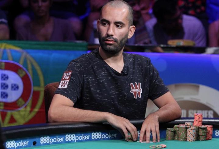 Dans la tête d'un Pro : Joao Vieira aux WSOP 2019 (1)