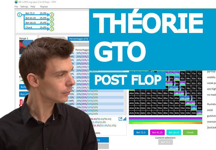 Introduction à la GTO (2) - Préambule post flop