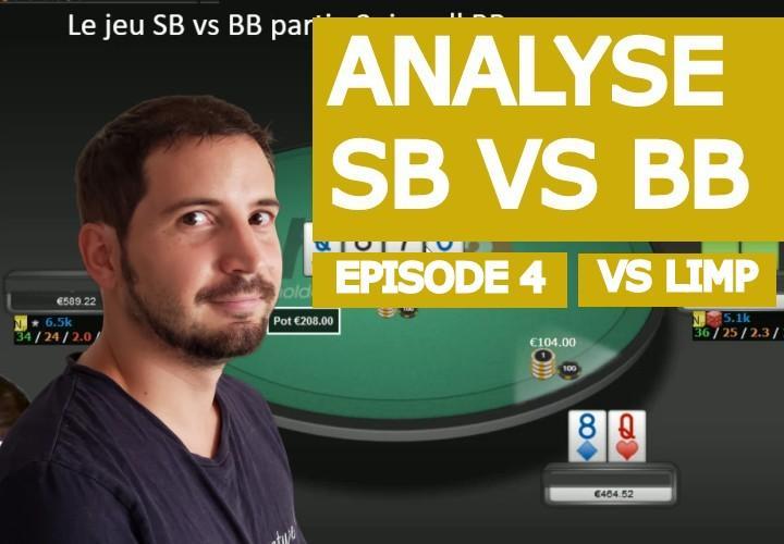 Le jeu SB vs BB (4) [BB face à limp]