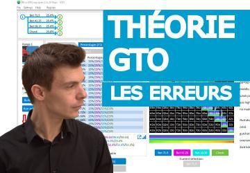 Introduction à la GTO (3) - Les erreurs à éviter