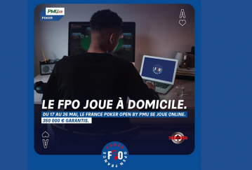 FPO Online : Rendez-vous sur PMU Poker du 17 au 26 mai !