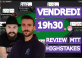 Soirée Twitch : Sburnoz et Lebordelaii review une table High Stakes (SCOOP 10.000$)