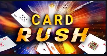 Card Rush : Les cartes à gratter reviennent sur partypoker et PMU !