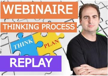 Replay Webinaire : Le thinking Process