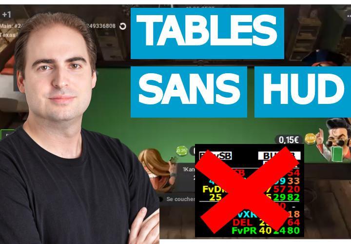 Comment s'adapter aux tables sans tracker (Unibet)