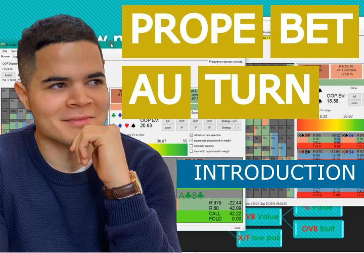 Le probe bet turn (1) - Introduction