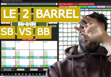 Le 2ème barrel en expresso (SB vs BB)