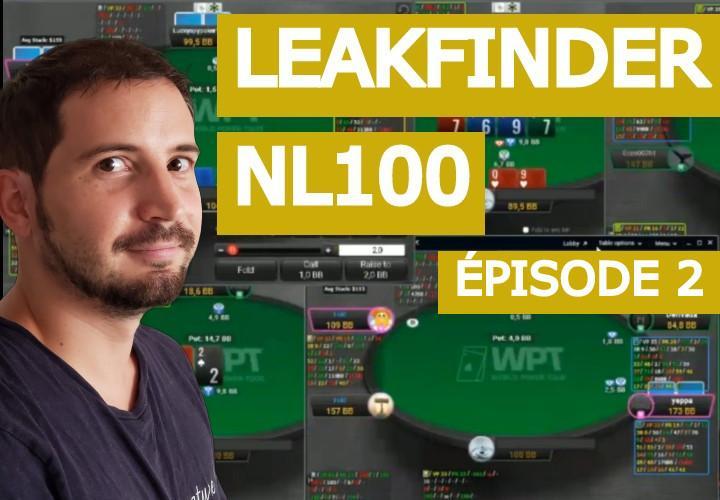 Ilares review le jeu d'un membre en NL100 (2)