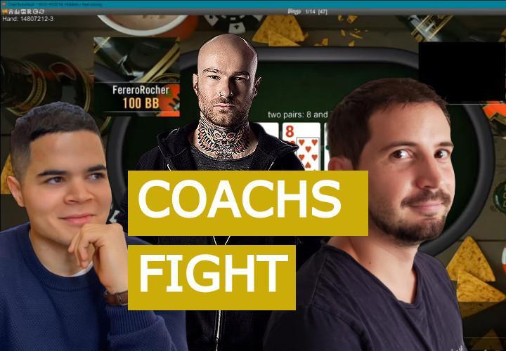 Bataille des coachs : Bibibiatch, Ilares et Baki s'affrontent en 3 way