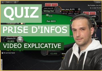 Quiz spécial prise d'informations en MTT - vidéo explicative