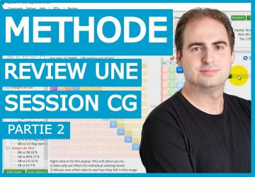 Les méthodes de review en cash game (2)