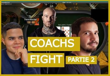 Bataille des coachs (2) : Bibibiatch, Ilares et Baki s'affrontent en 3 way