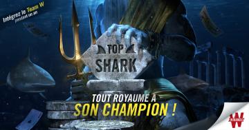 Top Shark Academy : devenez le roi des océans