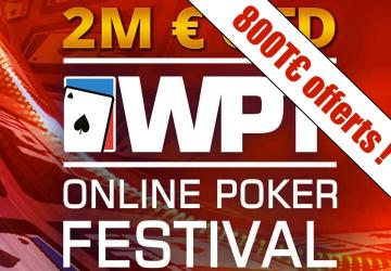 PA vous envoie au WPT online - 800€ de ticket à gagner !