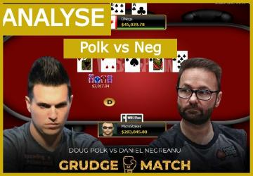 Negreanu vs Polk Match 1  - Un call étonnant !