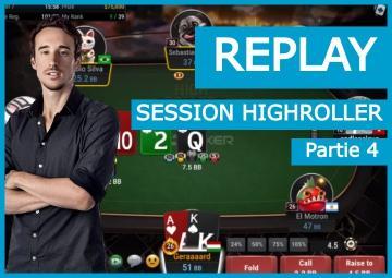 Replay : La victoire de Benj dans le 840$ HighRoller de GGPoker (4)
