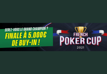 French Poker Cup 2021 sur Unibet !