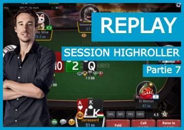 Replay : La victoire de Benj dans le 840$ HighRoller de GGPoker (7)