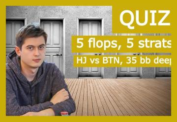 5 flops / turns, 5 strats : Sauras-tu choisir la bonne (2)