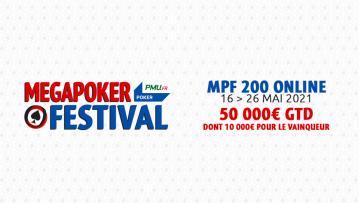 Le MegaPoker Festival revient sur PMU : 50 000€ garantis !