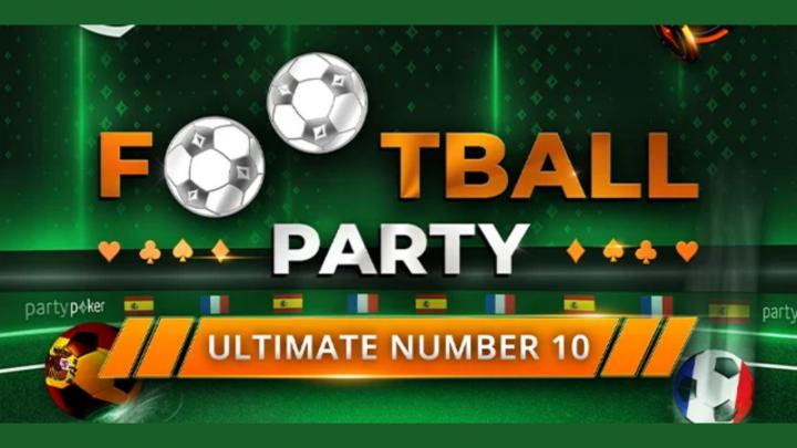 La Football Party revient sur le terrain !