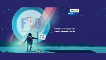 Le grand retour du France Poker Open by PMU Poker !