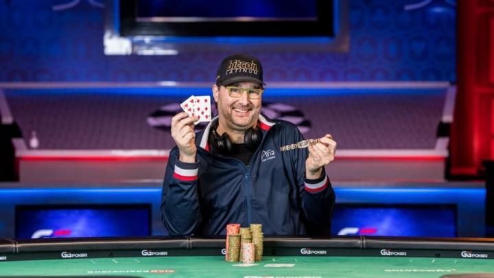 WSOP 2021 : L'immortel Phil Hellmuth remporte son 16ème bracelet