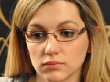 """Almira """"ChessBaby"""" Skripchenko"""