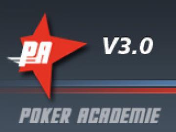 Bienvenue sur Poker Académie V3