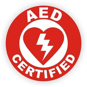 AED Certified