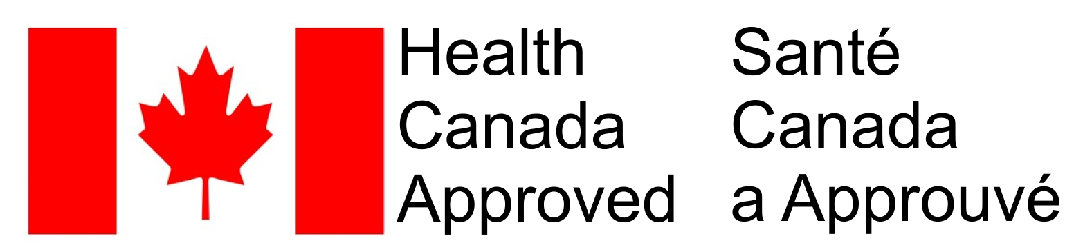 Health Canadá Approved