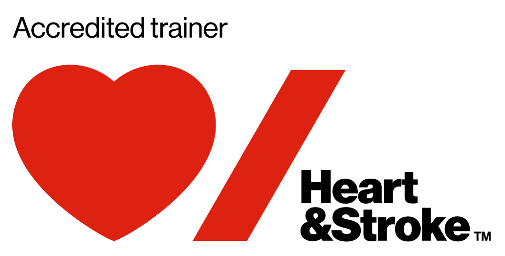 Heart and Stroke Accredited Trainer