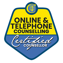 Online & Telephone Counselling Certified