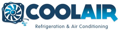 CoolAir Refrigeration logo