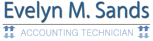 Evelyn M. Sands M.A.A.T. logo